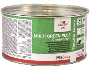 Car System Multi Green Plus 1.0 Super Light Polyesterikitti 1 kg