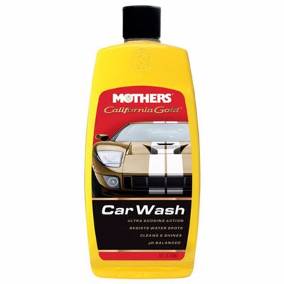 Mothers California Gold Carnauba Wash&Wax- autoshampoo 473ml
