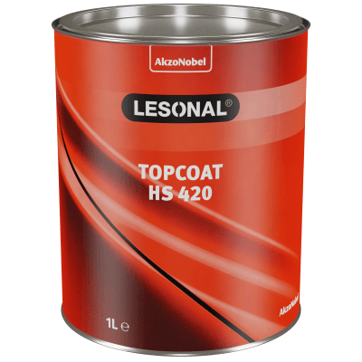 Lesonal Topcoat HS 420