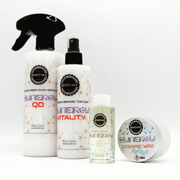 Infinity SYNERGY Ceramic Super Combo Gift Pack